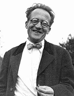 """No self is of itself alone."" E Schrödinger"
