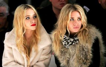 Gastarbeiter in the fashion industry: Mary-Kate and Ashley.