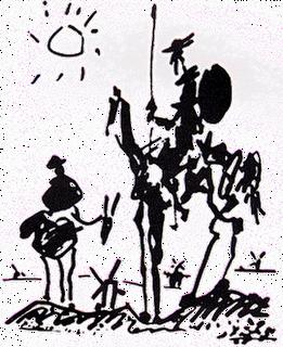 Illustration: Picasso (1955)