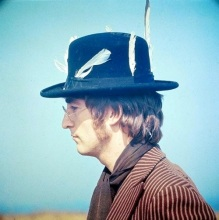 John Lennon by David Redfern