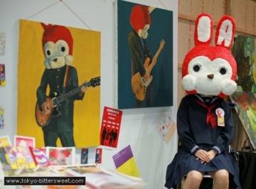 red bunny plague
