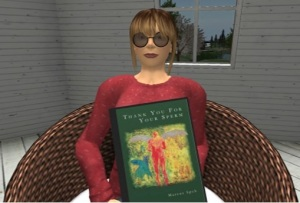 Inge Qunhua in Second Life