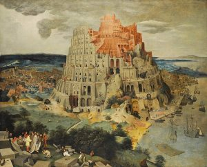 breughel tower of babel